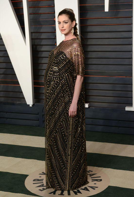 Jakiej płci będzie dziecko Anne Hathaway?