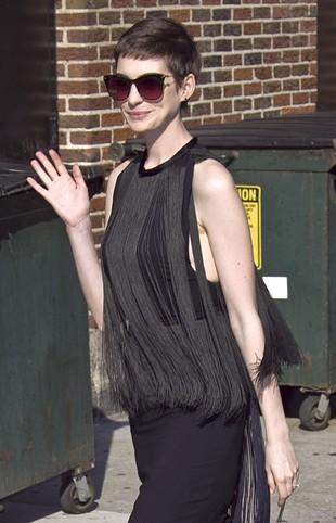 Chuda i mizerna Anne Hathaway (FOTO)