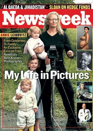 Annie Leibowitz na początku nie chciała robić zdjęcia Kim
