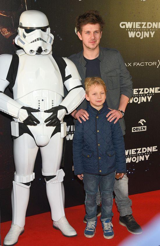 Sławy na premierze Gwiezdnych Wojen (FOTO)