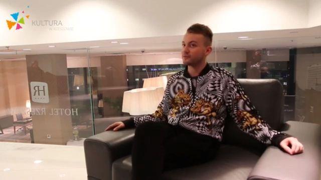 Jak zaczynał  Arek Kłusowski? Miał kilka wpadek (VIDEO)