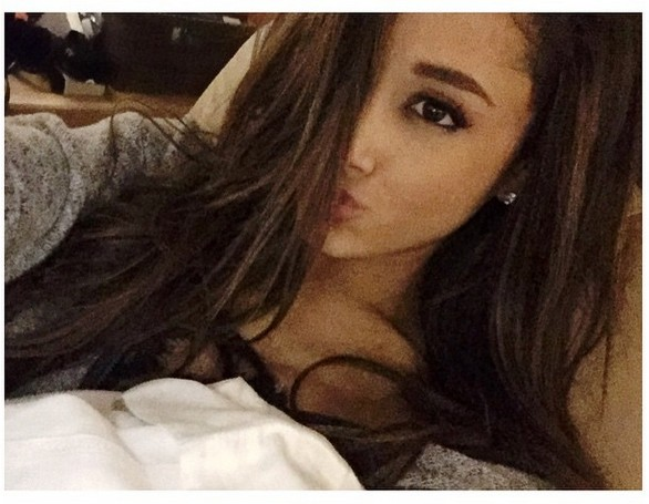 Pamiętacie Arianę Grande z początków jej kariery (FOTO)