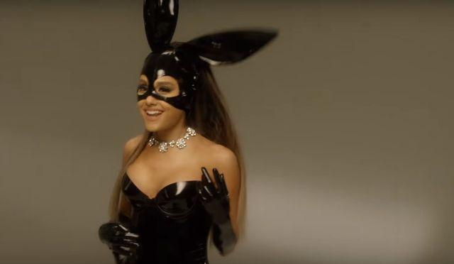 Adriana Grande śpiewa a capella (VIDEO)