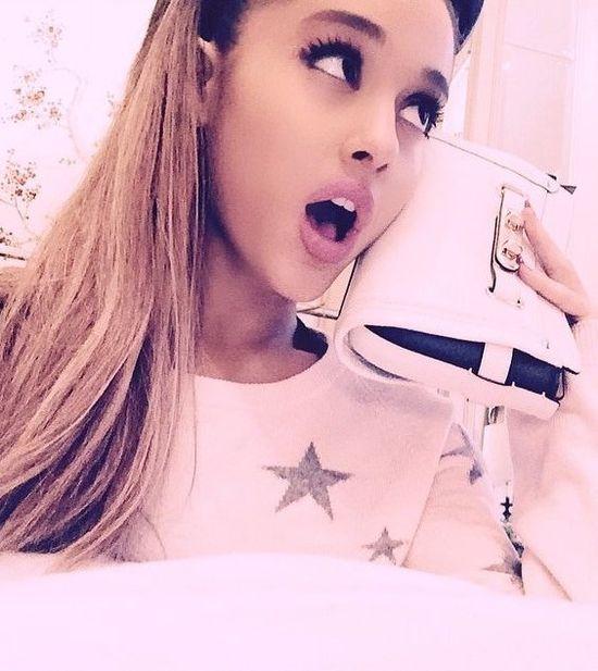Ariana Grande przepradza Amerykę!