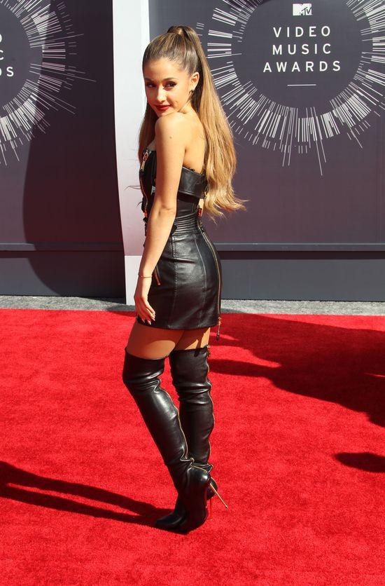 Nie chcieliby�cie pracowa� dla Ariany Grande