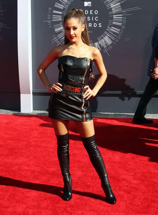21-letnia Ariana Grande gwiazdorzy jak stara diwa