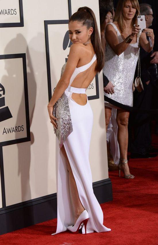 Kolejny raz - Ariana Grande powaliła publikę na kolana