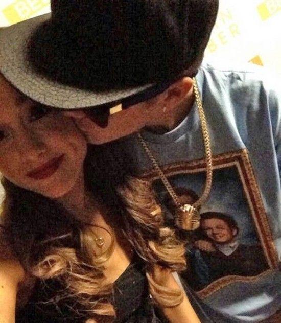 Chłopak Ariany Grande wkurzony na Justina Biebera