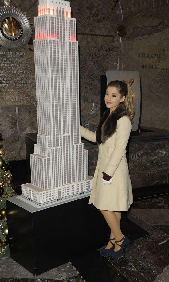 Ariana Grande - najbardziej irytująca twarz w Hollywood?