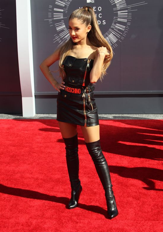 Ariana Grande Zrobi To Dla Swojego Chłopaka Kozaczek Pl
