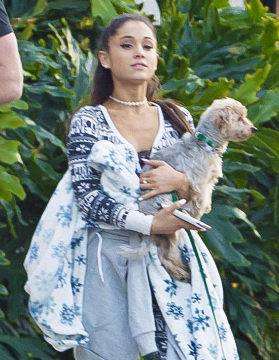 Ariana Grande prowokuje prawie jak Rihanna