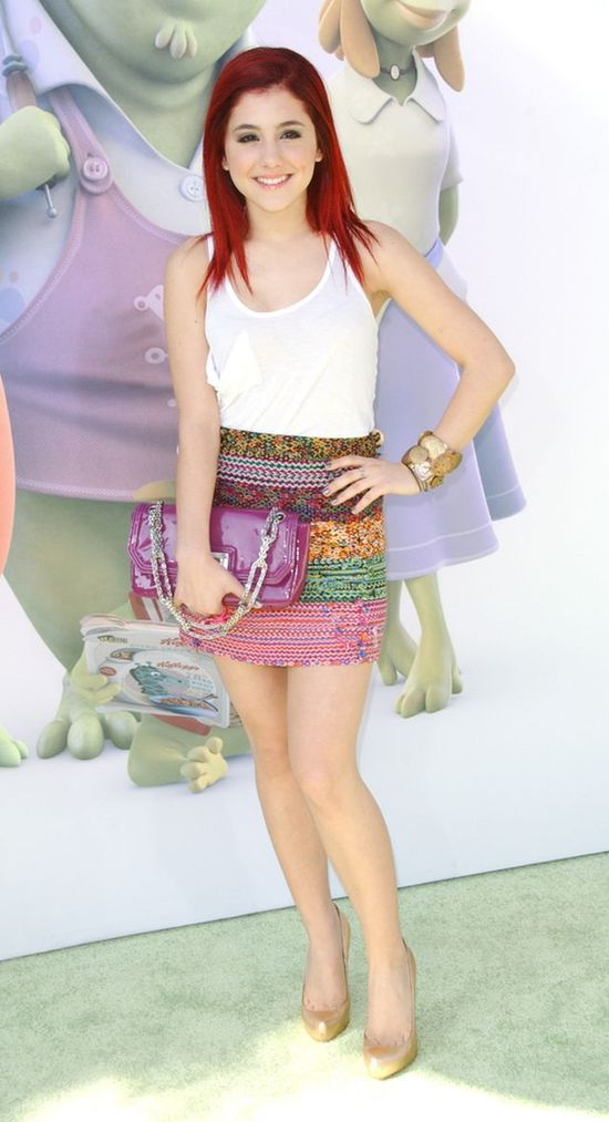 Dlaczego Ariana Grande nie cierpi Mikołaja?