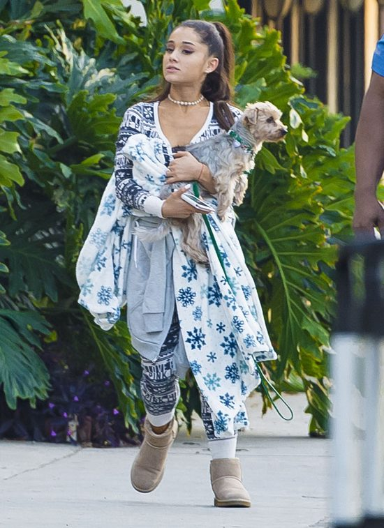 Sorry, Ariana, wyglądasz jak dz***a