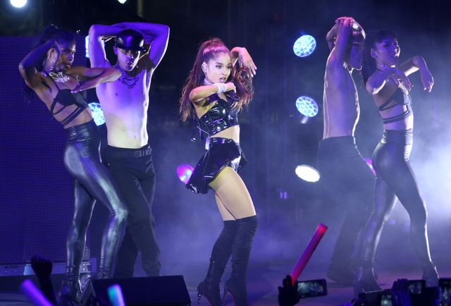Gdzie si� podzia�a s�odka Ariana Grande z pocz�tk�w kariery?