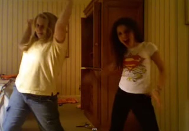 Młodziutka Ariana Grande udaje Christinę Aguilerę (VIDEO)