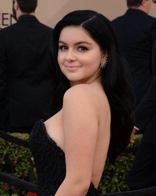 Ariel Winter pokazała blizny po operacji zmniejszenia biustu