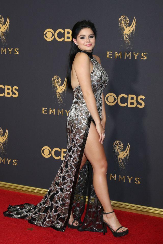 Emmy 2017: Miało być sexy, a wyszły... dwie kolumny i zasłonka (ZDJĘCIA)