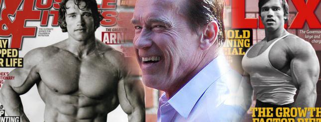 Schwarzenegger o pie**niu na oczach innych…