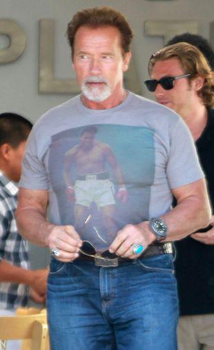 Siwa broda Arnolda Schwarzeneggera (FOTO)