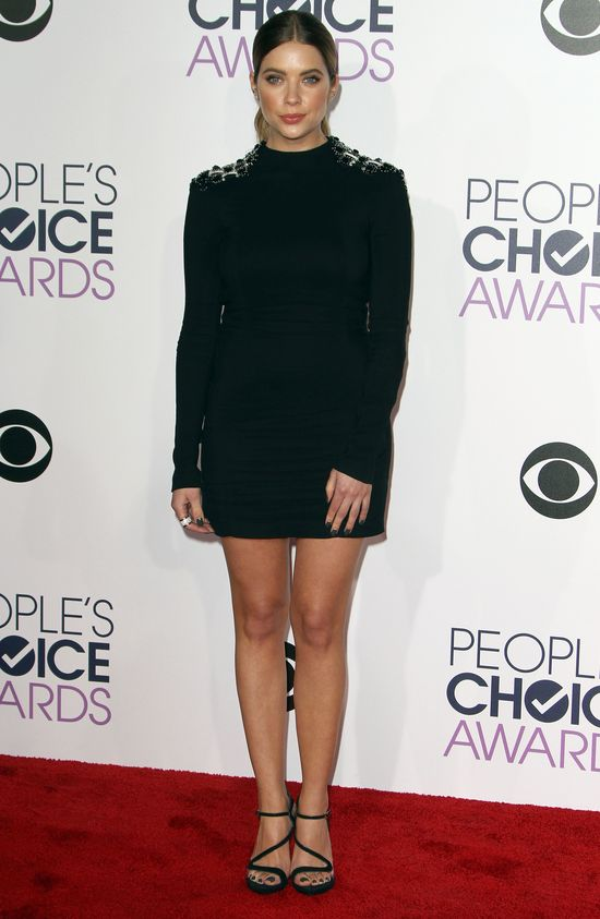 Gwiazdy na rozdaniu People's Choice Awards (FOTO)
