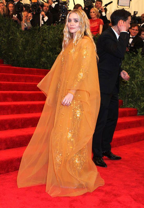 Szyk i elegancja w wydaniu Ashley Olsen