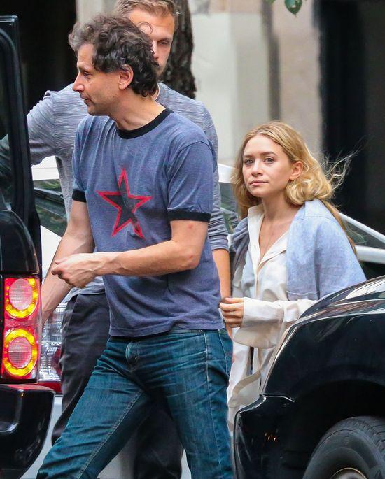 Ashley Olsen z chłopakiem starszym od niej o 19 lat (FOTO)