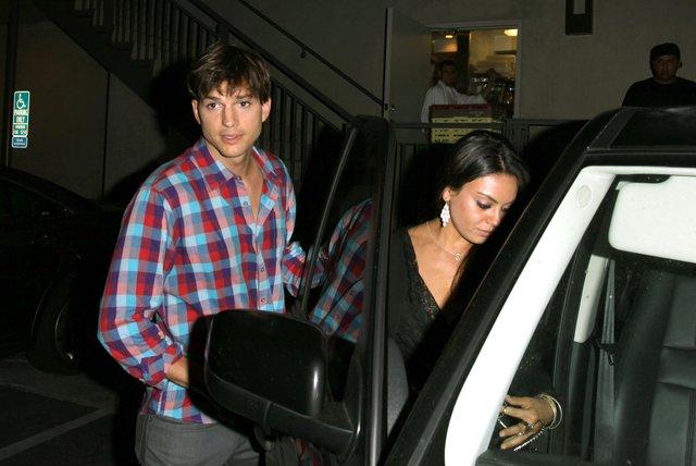 Ashton Kutcher i Mila Kunis są razem na wakacjach