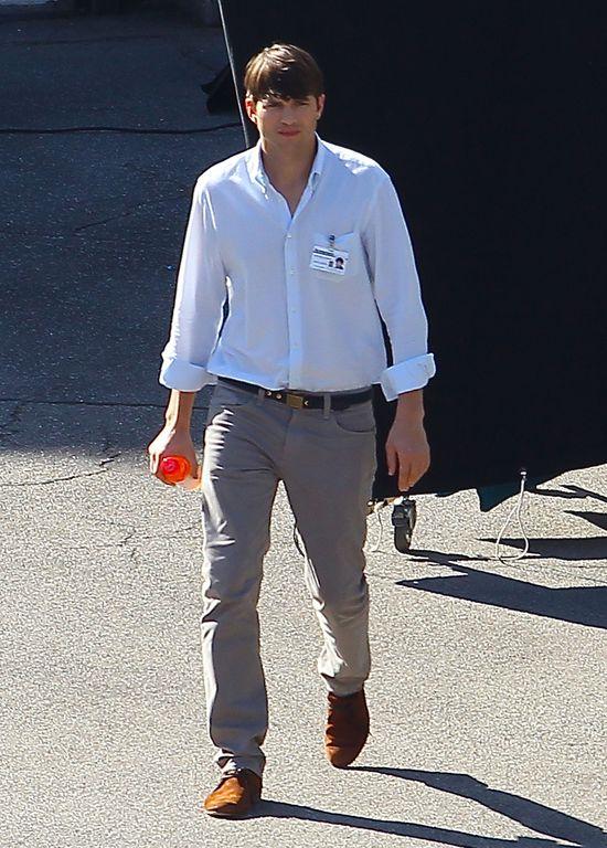 Ashton Kutcher jest najlepiej zarabiającym serilowym aktor