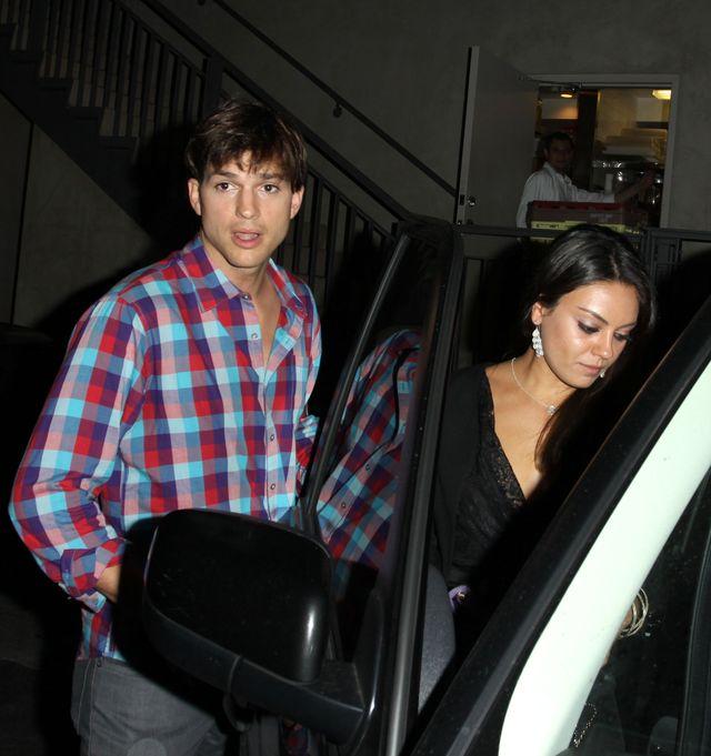 Mila Kunis: Ashton Kutcher i Demi Moore nigdy nie byli małże
