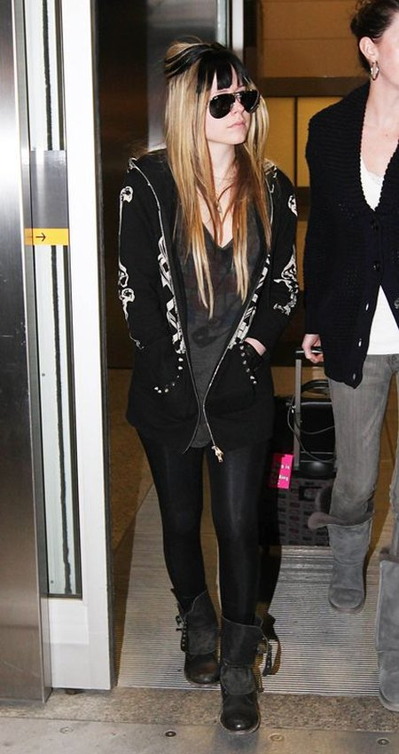 Nowa fryzura Avril Lavigne (FOTO)