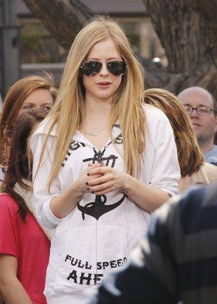 Avril Lavigne ma ochotę na kobietę