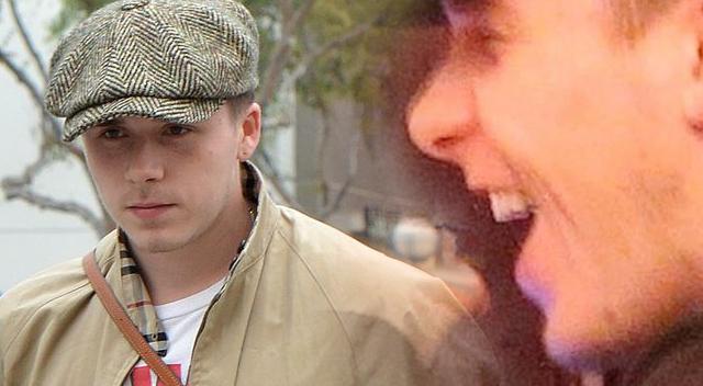 Brooklyn Beckham na randce z tajemniczą pięknością! (ZDJĘCIA)