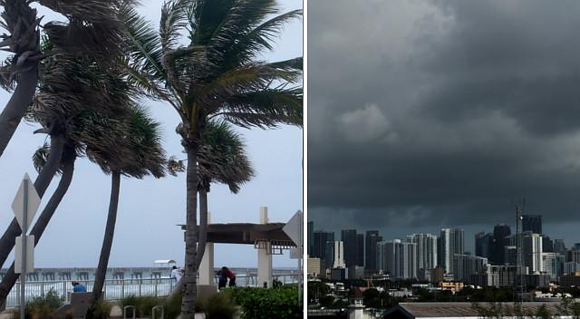 Huragan Irma jest już 40 km od Florydy (ZDJĘCIA+VIDEO)