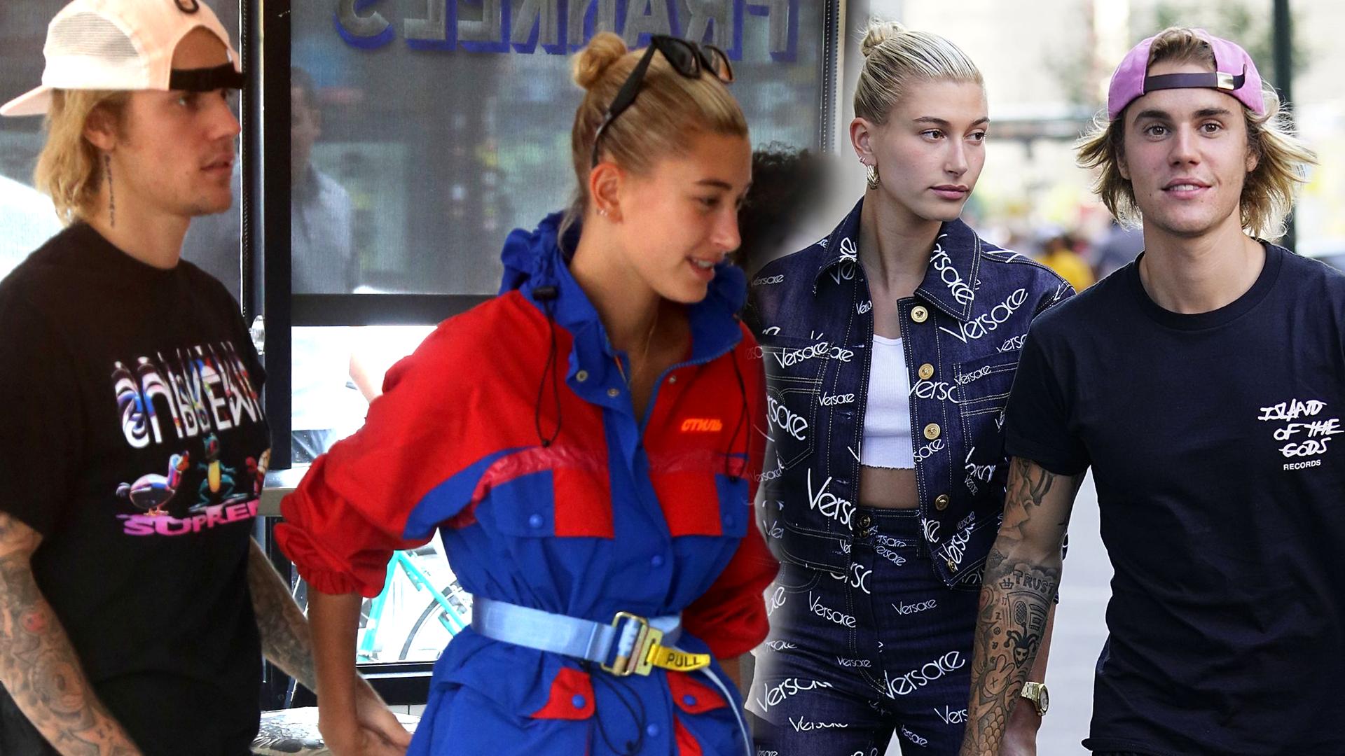Bieber i Baldwin wzięli ŚLUB?! Hailey w TEN sposób to potwierdziła!