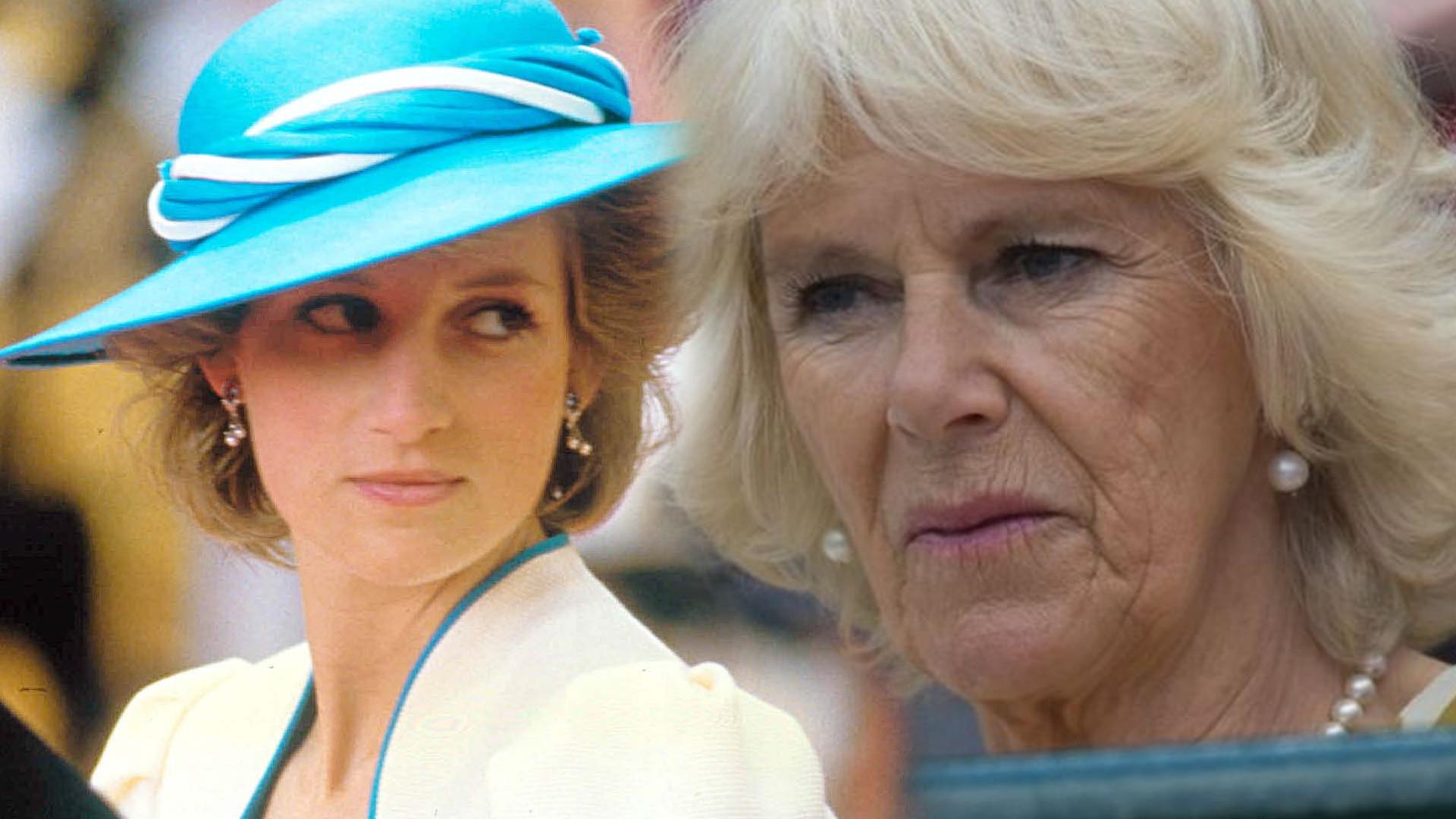 Camilla wykorzystała księżną Dianę do swojego planu. Dopiero teraz wyszło wszystko na jaw