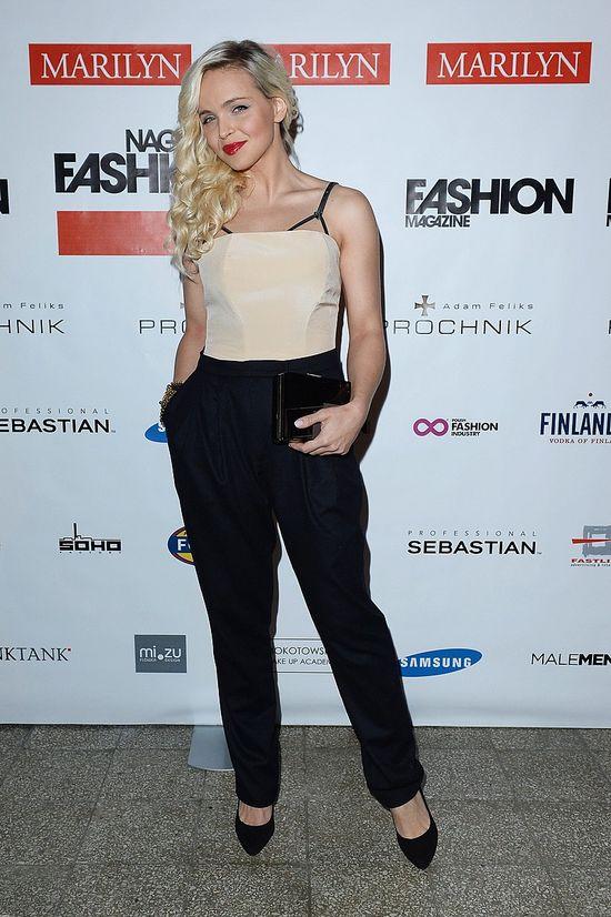 Gwiazdy i celebrytki na rozdaniu nagród Fashion magazine