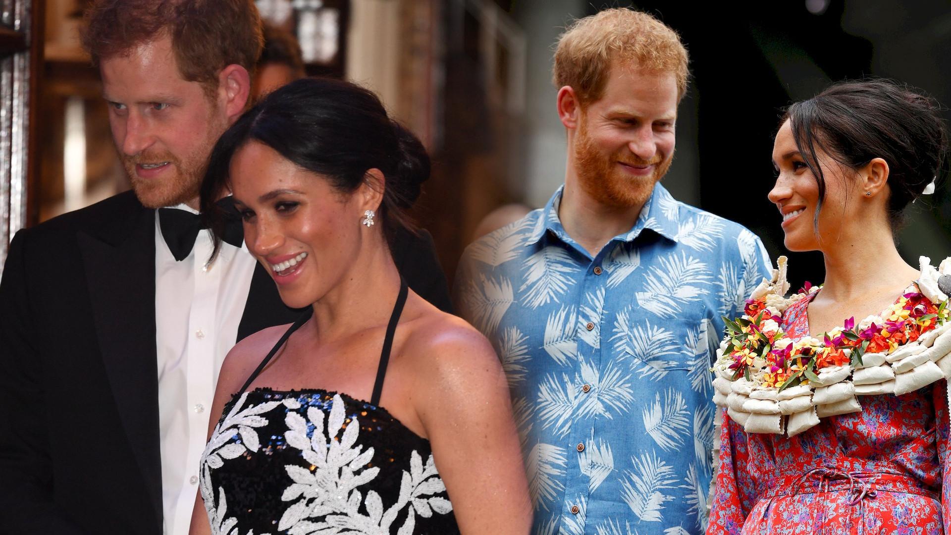 ONI są pewni – tak będzie miało na IMIĘ dziecko Meghan i Harry'ego