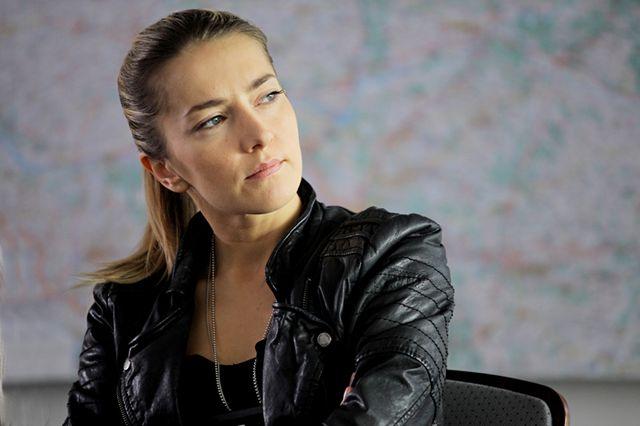 Kamilla Baar nową gwiazdą Na krawędzi 2 (FOTO)