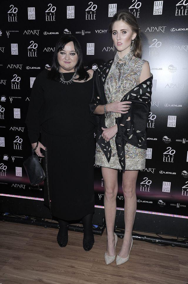 Modowa �mietanka towarzyska na imprezie Elle (FOTO)