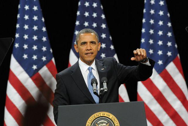 Kanye West chce być jak Barack Obama?