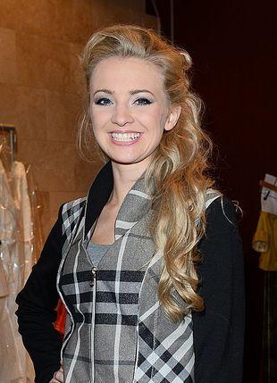 Blondynka z reklamy na wybiegu (FOTO)
