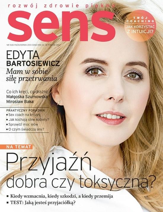 Poznajecie? To Edyta Bartosiewicz! (FOTO)