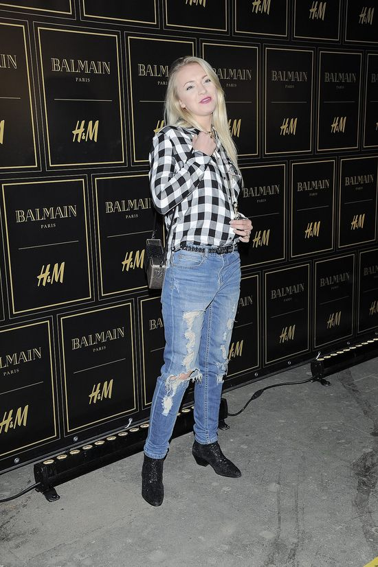 Polskie gwiazdy na prezentacji kolekcji BalmainxHM (FOTO)