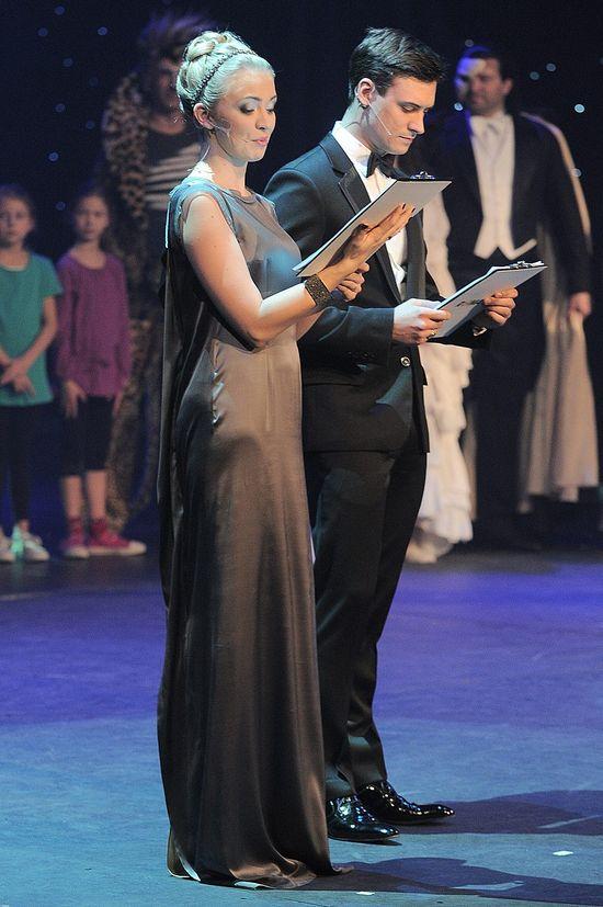 Kto przybył na benefis w Teatrze Roma? (FOTO)