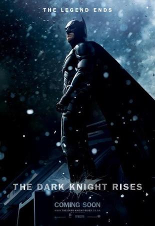 Nowe plakaty z filmu Mroczny Rycerz powstaje (FOTO)