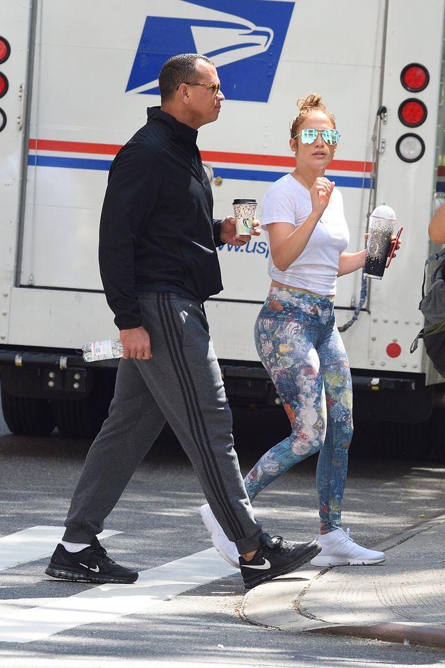 Co się stało z TALIĄ Jennifer Lopez?