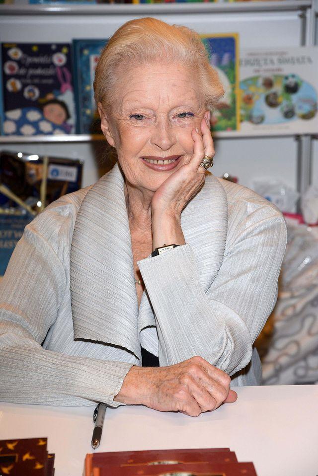 Beata Tyszkiewicz jest w szpitalu