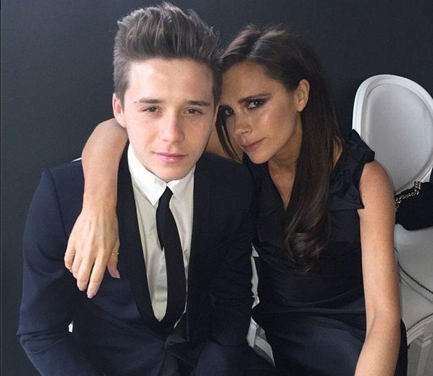 Victoria Beckham na ślubie Eltona Johna (FOTO)
