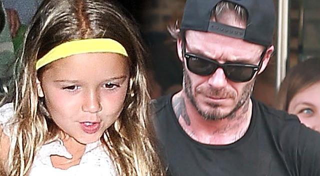 Syn Davida Beckhama nie mógł się powstrzymać przed opublikowaniem TEJ fotki