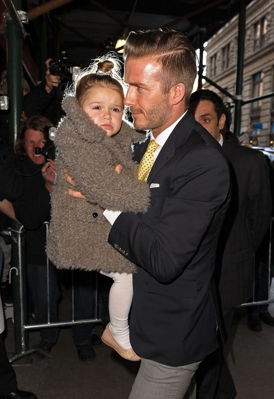 Tym razem David Beckham powiedzia� �onie kr�tko: NIE!